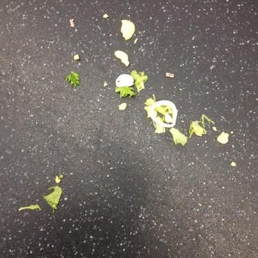 Some egg salad