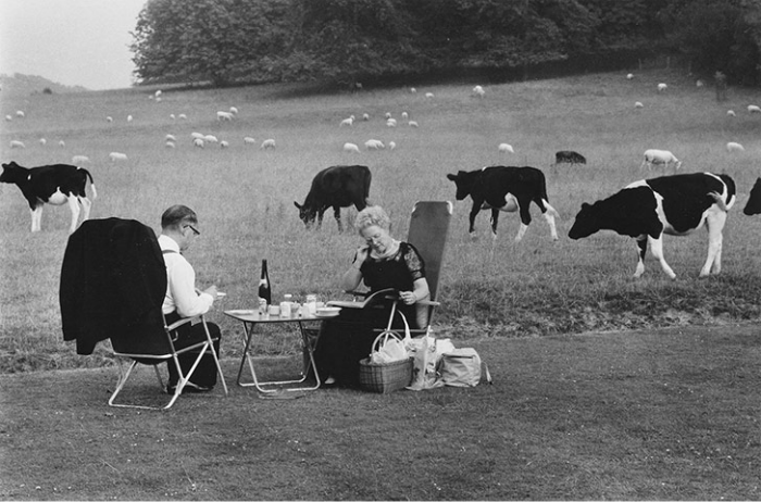 Tony Ray-Jones: Glyndebourne (1967)
