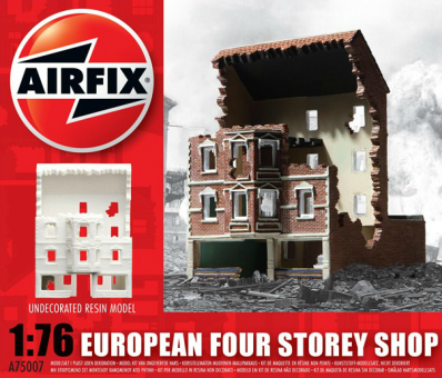 European Four Storey Shop