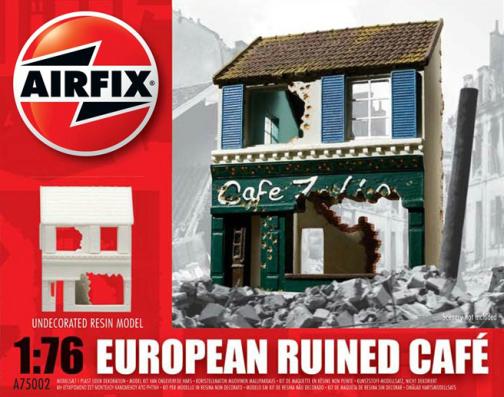 European Ruined Cafe